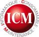Logo ICM Informatique